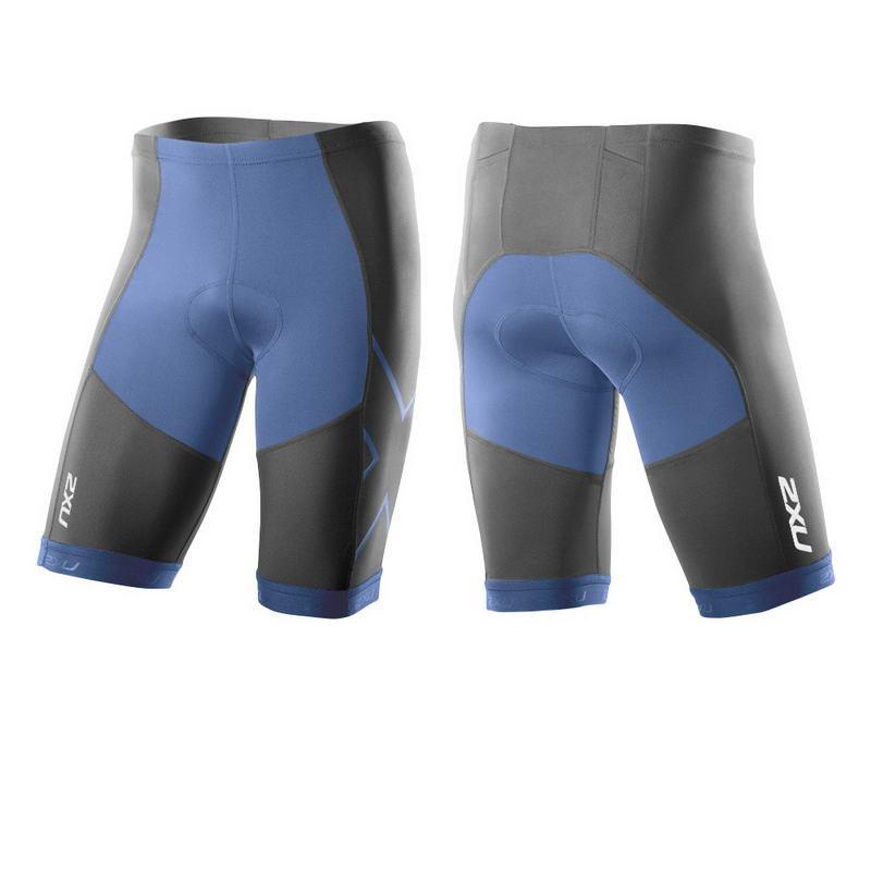 Мужские компрессионные шорты для триатлона 2XU (Артикул: MT3101b)