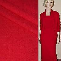 Лен-коттон стрейч красный ш.138 (12630.002)