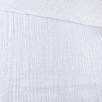 Лен-коттон белый жатый, ш.135 ( 12650.001 )