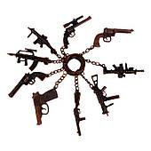 Брелок Оружие 030318-005