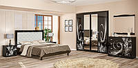 Спальня Мебель-Сервис Ева дсп-мдф шелкография, фото 1