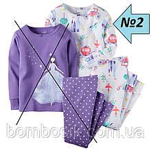 Пижама Carter's (№2), размер 4Т (98-105см)