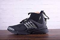 Кроссовки Nike Air Presto Mid x ACRONYM найк реплика