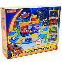 Детский трек-парковка «Вспыш и монстры-машины» 828-74