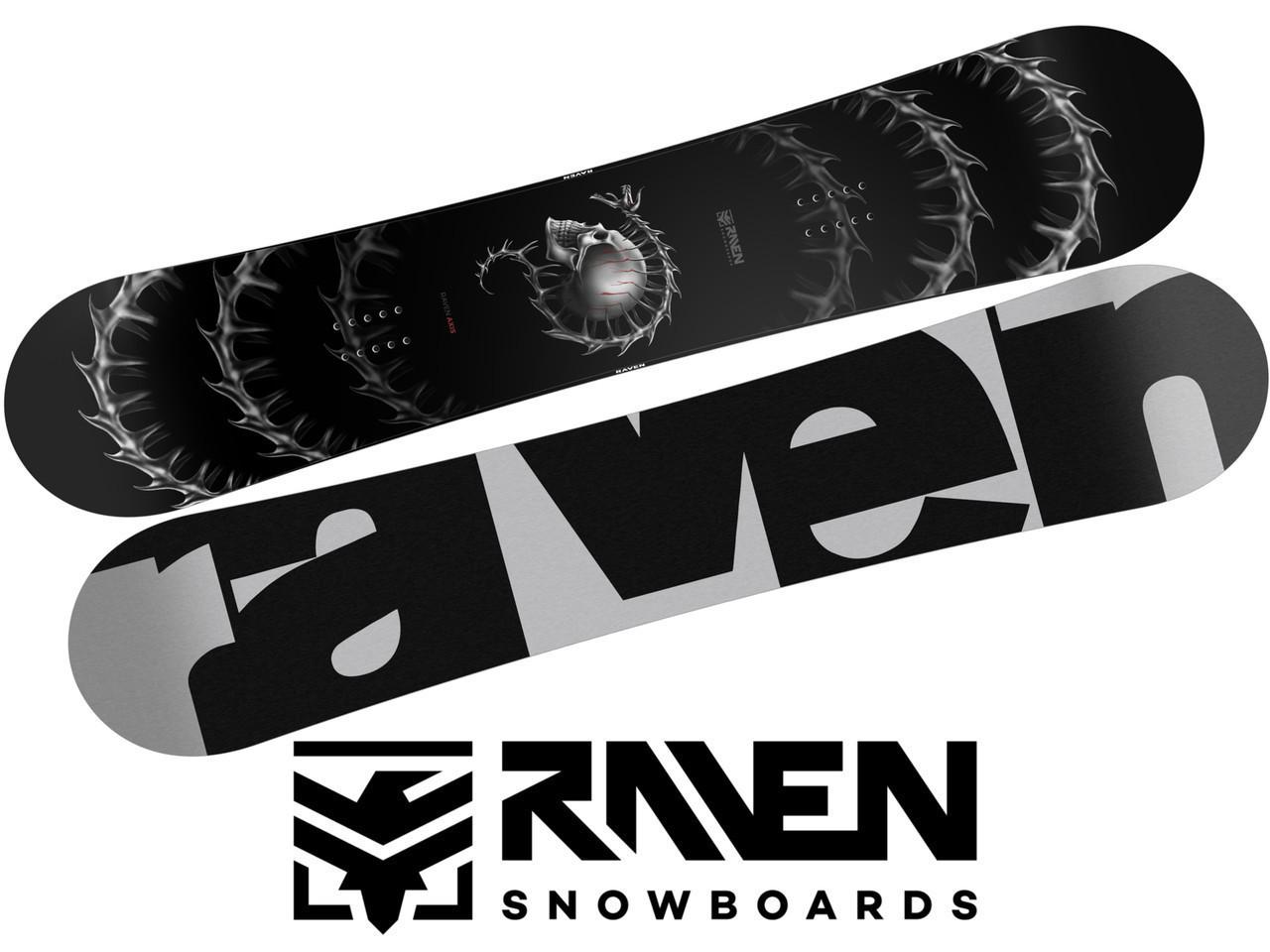 Сноуборд RAVEN AXIS 152 см