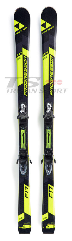 Лыжи FISCHER PROGRESSOR F17 167 см
