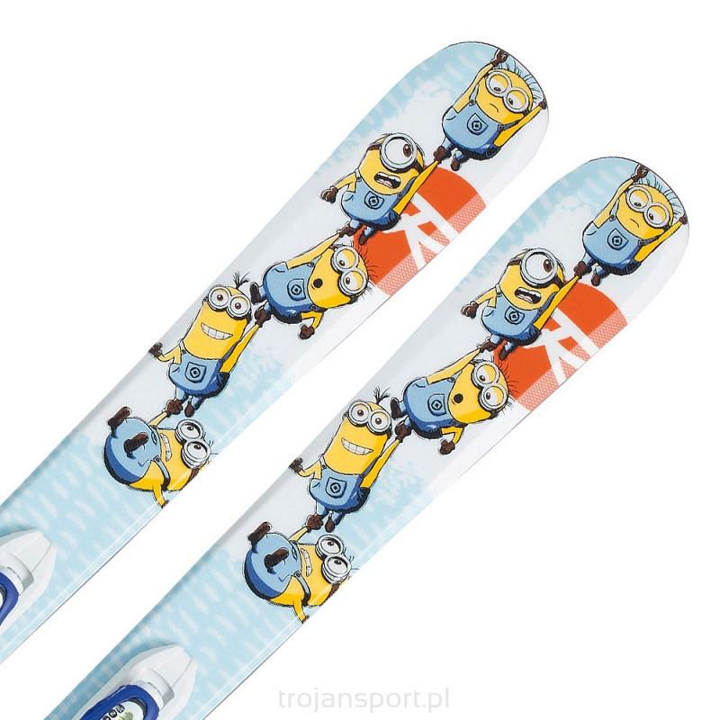 Лыжи FISCHER MINIONS 128 см