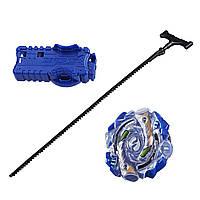 Волчок с пусковым устройством Beyblade Burst Evolution Starter Pack Hyrus H2 синий, «Beyblade» (B9486_E1061)