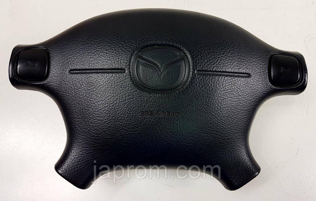 Подушка безопасности водителя в рулевое колесо Mazda 323 BA 1994-1997г.в. Рестайл
