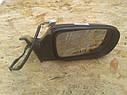Зеркало заднего вида правое Mazda 323F BA 1994-1997г.в. черное электрическое, фото 3