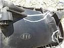 Фара левая Mazda 323F BA 1994-1997г.в. (дефект), фото 4