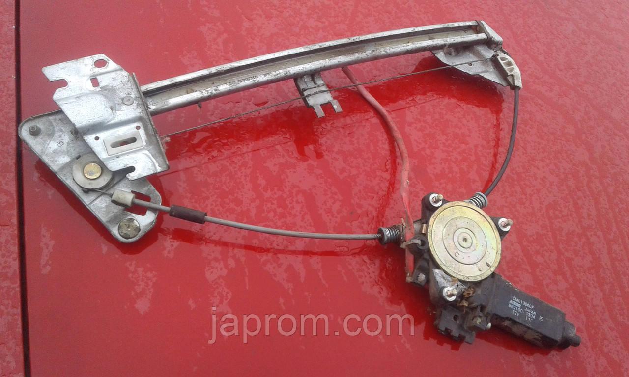 Стеклоподъемник передний левый электрический Mazda 323 F BA
