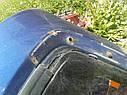 Крышка багажника со стеклом Mazda 323 C BA 1994-1997г.в. купе синяя, фото 2