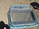 Крышка багажника со стеклом Mazda 323 F BA 1994-1997г.в. 5дв синяя, фото 3