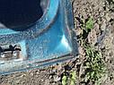 Крышка багажника со стеклом Mazda 323 F BA 1994-1997г.в. 5дв синяя, фото 4