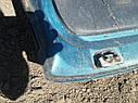 Крышка багажника со стеклом Mazda 323 F BA 1994-1997г.в. 5дв синяя, фото 5