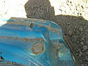 Крышка багажника со стеклом Mazda 323 F BA 1994-1997г.в. 5дв синяя, фото 6