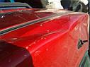 Крышка багажника со стеклом Mazda 323 F BA 1994-1997г.в. 5дв красная, фото 2