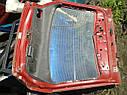 Крышка багажника со стеклом Mazda 323 F BA 1994-1997г.в. 5дв красная, фото 3
