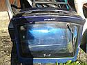 Крышка багажника со стеклом Mazda 323 C BA 1994-1997г.в. купе синяя графити, фото 2