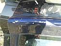 Крышка багажника со стеклом Mazda 323 C BA 1994-1997г.в. купе синяя графити, фото 3