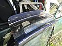 Крышка багажника со стеклом Mazda 323 C BA 1994-1997г.в. купе синяя графити, фото 7