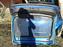 Крышка багажника со стеклом Mazda 323 C BA 1994-1997г.в. купе синяя графити, фото 9