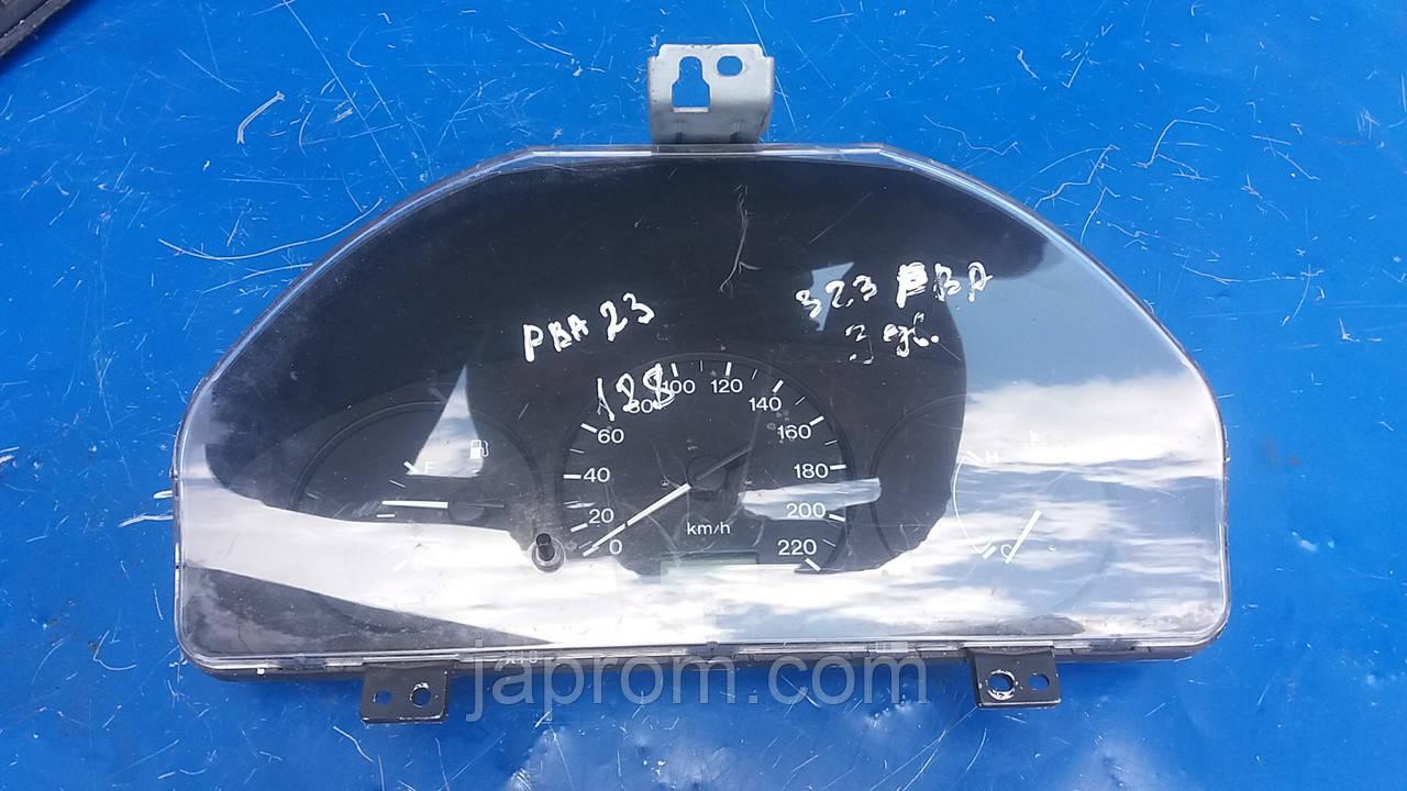 Панель щиток приборов Mazda 323 P BA 1994-1997г.в. BG3BB