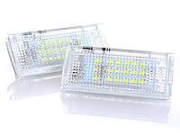 LED Подстветка номера BMW 3 E46 98-05