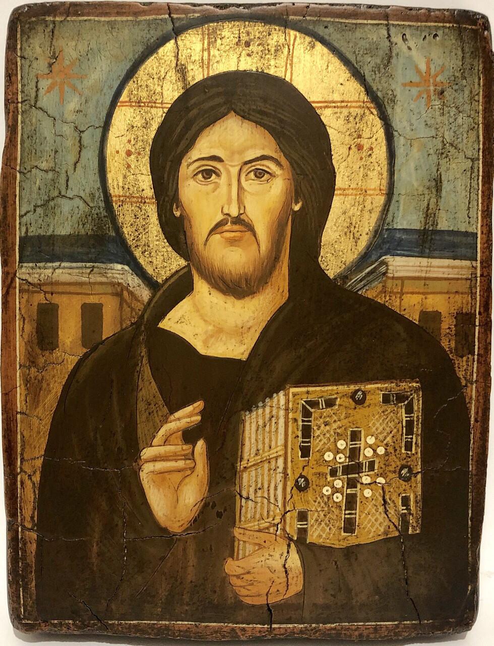 Икона Спаситель Синайский