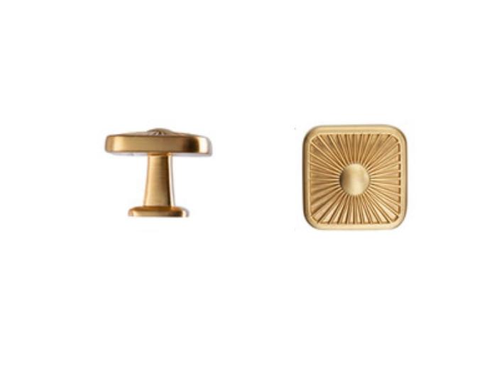 Ручка кнопка современная классика RT-3625-00-SG матовое золото, фото 1