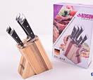 Набор ножей |  Набір ножів 6 предметов Benson BN-404, фото 3