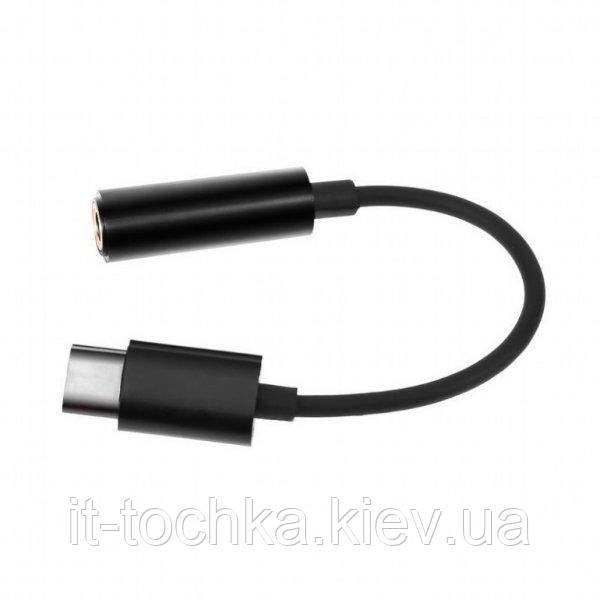 Адаптер аудио cablexpert cca-uc3.5f-01 type-c стерео-аудио 3.5 mm