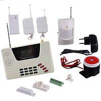 GSM сигнализация для дома с датчиком движения Alarm JYX-G1000, фото 1