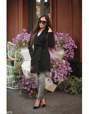 Пальто женское из кашемира, фото 2