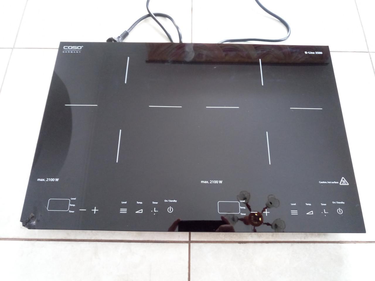 Индукционная плита CASO S-LINE 3500