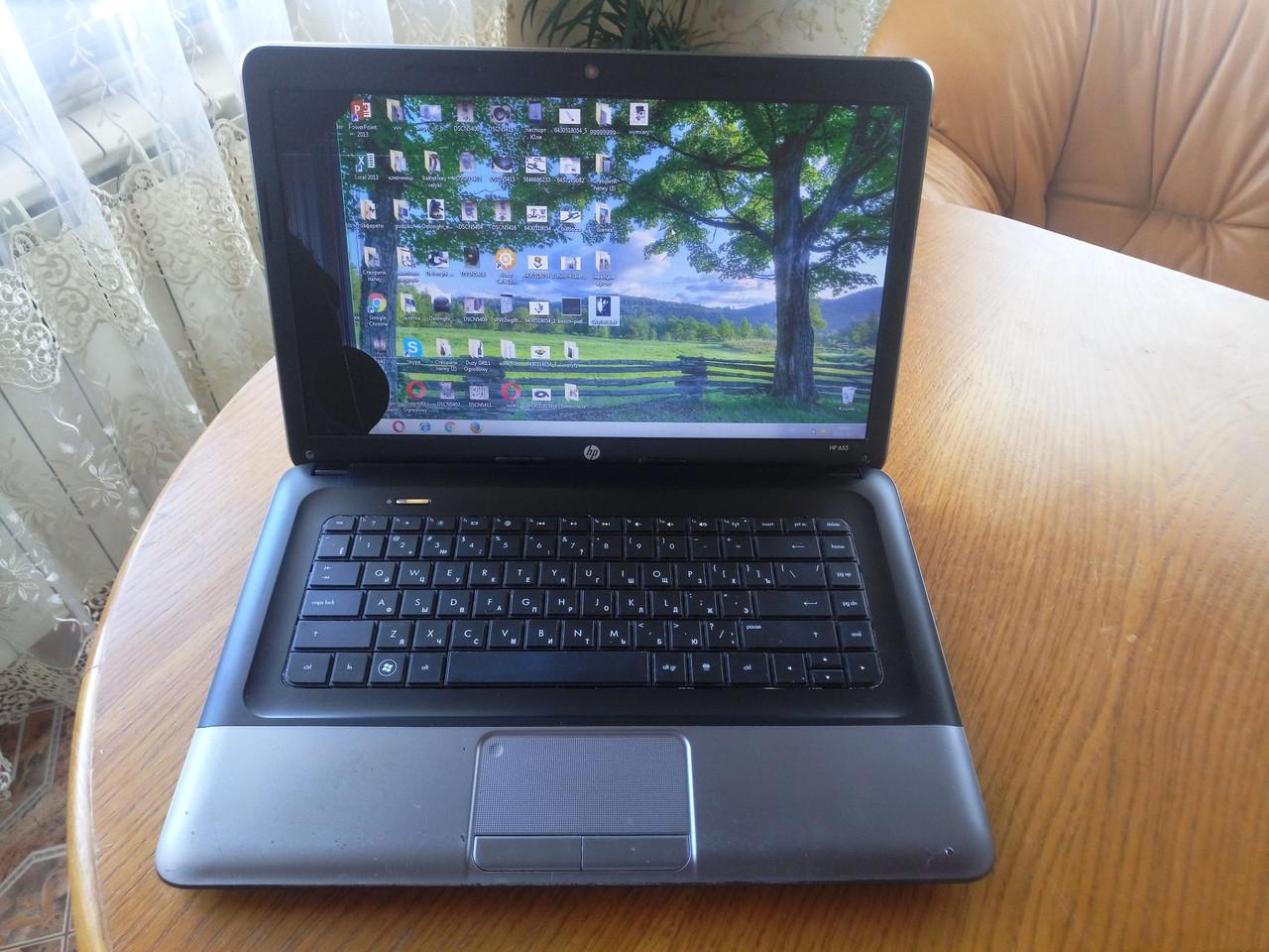 Ноутбук HP 650