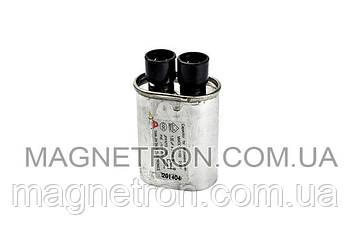 Высоковольтный конденсатор 1.00uF HCH-212094B 2100V для микроволновки