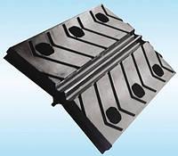 Компенсаторы резинометаллические для деформационных швов мостовых сооружений