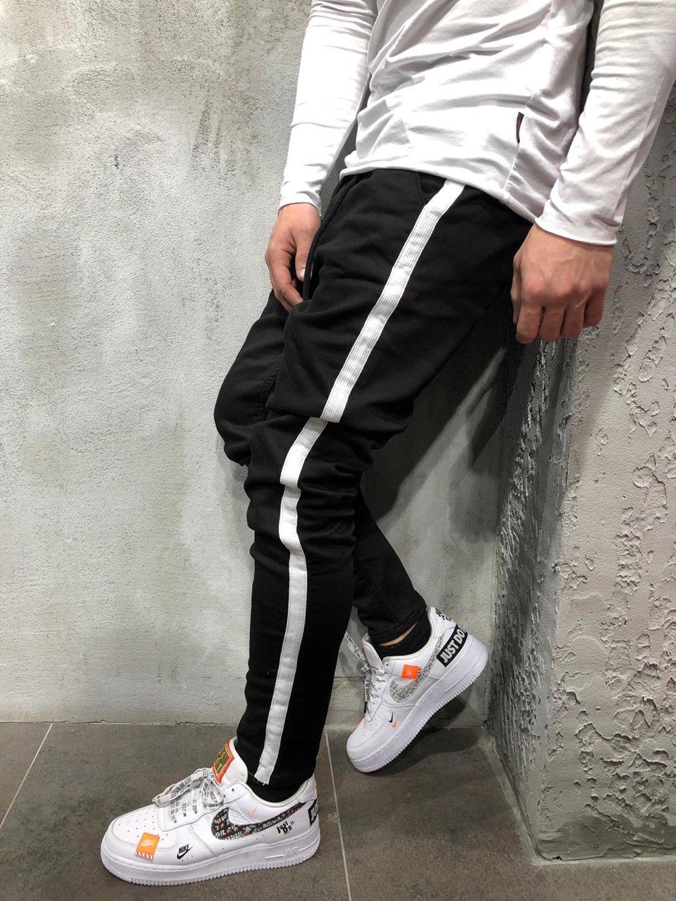 😝 Штаны - Мужские штаны с лампасами