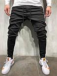 😝 Штаны - Мужские штаны с лампасами, фото 2