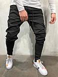 😝 Штаны - Мужские штаны с лампасами, фото 3