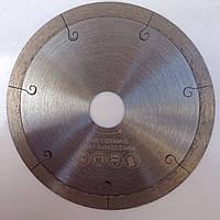 Алмазный отрезной круг FM 125х22.2 СПЛОШНОЙ
