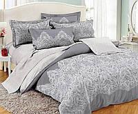Полуторный комплект постельного белья.Поплин.100% хлопок