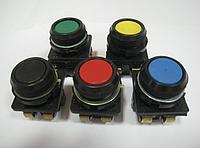 Кнопка КЕ-011 черная