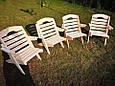 Деревянной раскладной стул, фото 3
