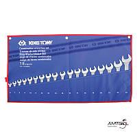 Ключи комбинированные 6-24 мм - King Tony 1218MRN