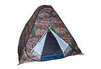 Палатка Weida (Kaida) автомат 2*2*1.5 м 3-х местая дубок
