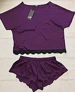 Женский  комплект футболка и шортики, фото 2
