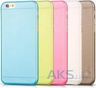 Чехол Remax Ultra Thin Silicon Case Samsung I9300 Galaxy S3 Blue